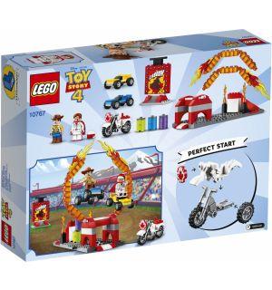 LEGO 4+ TOY STORY 4 - LE ACROBAZIE DI DUKE CABOOM