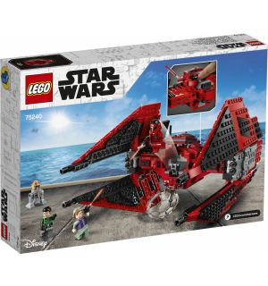 Lego Star Wars - Tie Fighter Del Maggiore Vonreg