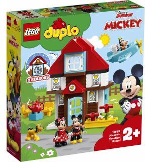 Lego Duplo - La Casa Delle Vacanze Di Topolino