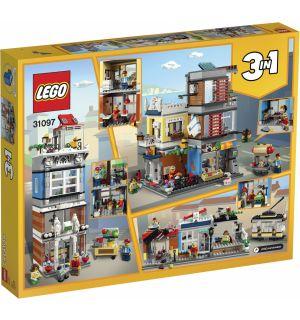 LEGO CREATOR - NEGOZIO DEGLI ANIMALI E CAFE'