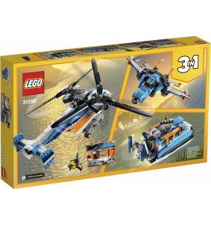 Lego Creator - Elicottero Bi-Rotore
