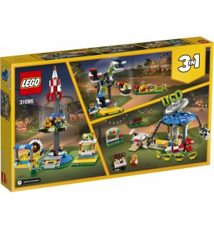 Lego Creator - Giostra Del Luna Park