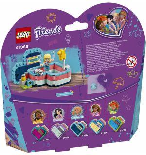 Lego Friends - La Scatola Del Cuore Dell'Estate Di Stephanie