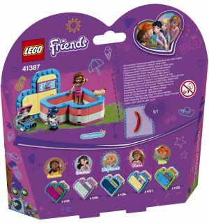 Lego Friends - La Scatola Del Cuore Dell'Estate Di Olivia