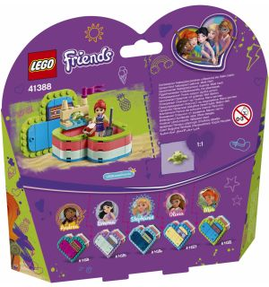 Lego Friends - La Scatola Del Cuore Dell'Estate Di Mia