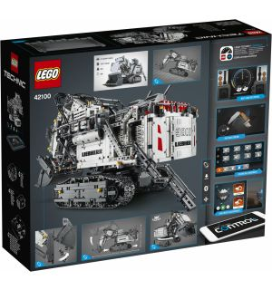 Lego Technic - Escavatore Liebherr R 9800