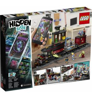 Lego Hidden Side - Espresso Fantasma