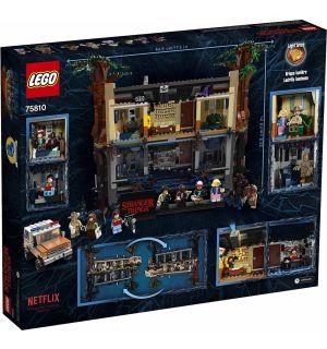 Lego Stranger Things - The Upside Down