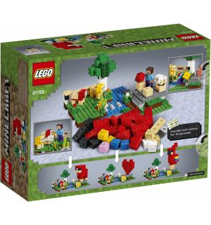 Lego Minecraft - La Fattoria Della Lana