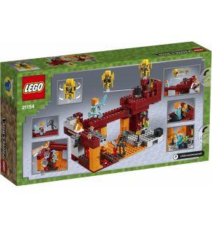 Lego Minecraft - Il Ponte Del Blaze