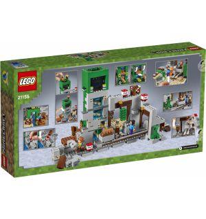 Lego Minecraft - La Miniera Del Creeper