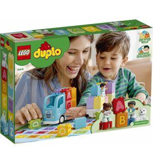 LEGO DUPLO - CAMION DELL'ALFABETO