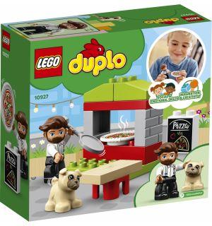 LEGO DUPLO - CHIOSCO DELLA PIZZA