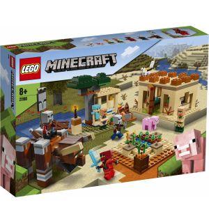 Lego Minecraft - L'Incursione Della Bestia