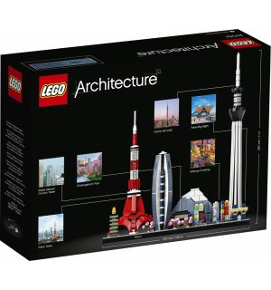 Lego Architecture - Tokyo