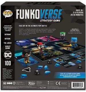 Pop Funkoverse - DC Comics Strategy Game (Set Base)