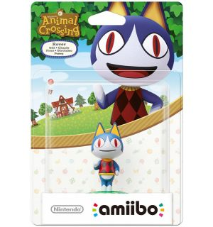 Amiibo Animal Crossing - Rover
