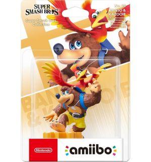 Amiibo Super Smash Bros - Banjo & Kazooie