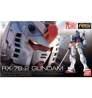 RG GUNDAM RX-78-2 (SCALA 1/144)