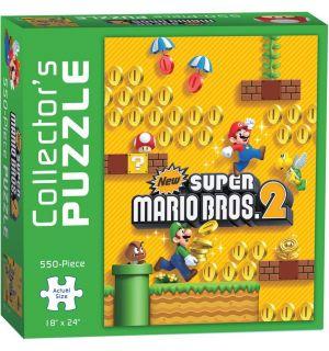 Nintendo Super Mario Bros 2 (550 pz)