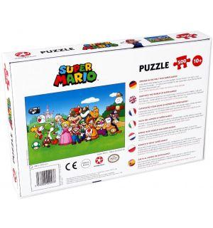 Nintendo - Mario E Friends (500 pz)