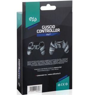 Controller Skin Grey Camo