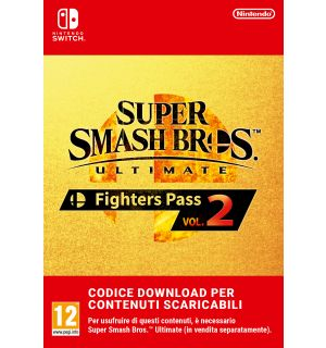 SUPER SMASH BROS ULTIMATE: FIGHTERS PASS VOL. 2