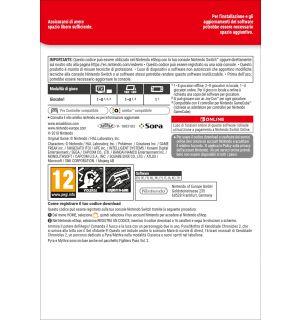 Super Smash Bros Ultimate: Set Sfidante 9 - Pyra e Mythra