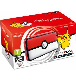 New Nintendo 2DS XL (Poke Ball Edition)