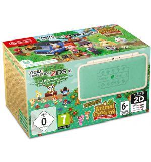 New Nintendo 2DS XL (Animal Crossing Edition)