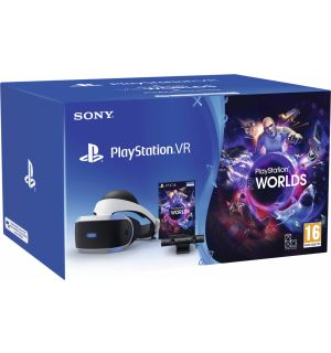 PLAYSTATION VR + PLAYSTATION CAMERA V2 + VR WORLDS