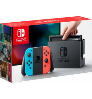 Nintendo Switch (Versione Day One, Neon)