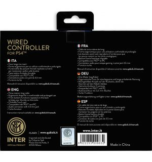 Wired Controller Inter