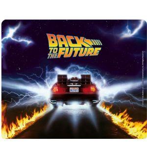 Back To The Future - Tappetino Per Mouse (Delorean)