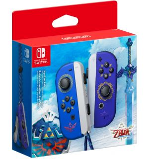 Coppia Joy-Con (The Legend Of Zelda Skyward Sword HD Limited Edition)