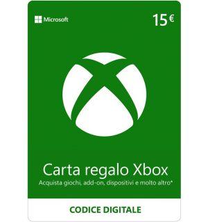 Xbox Carta Regalo EUR 15