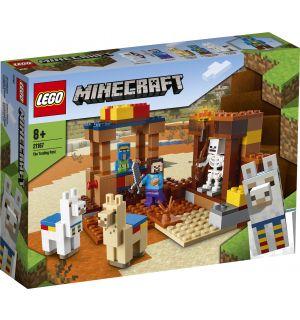 Lego Minecraft - Il Trading Post