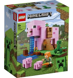 Lego Minecraft - The Pig House