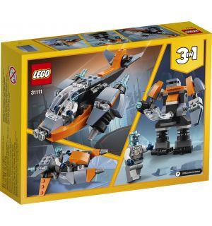 Lego Creator - Cyber-Drone