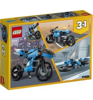 Lego Creator - Superbike