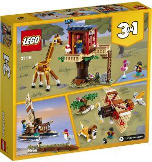 Lego Creator - Casa Sull'Albero Del Safari