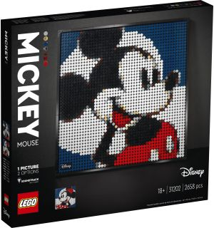 Lego Art - Disney's Mickey Mouse