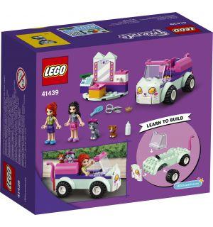 Lego Friends - Macchina Da Toletta Per Gatti