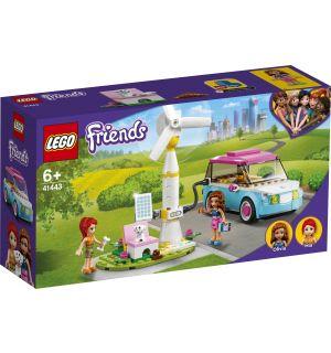 Lego Friends - L'Auto Elettrica Di Olivia