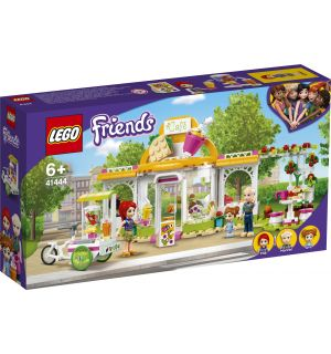 Lego Friends - Il Caffè Biologico Di Heartlake