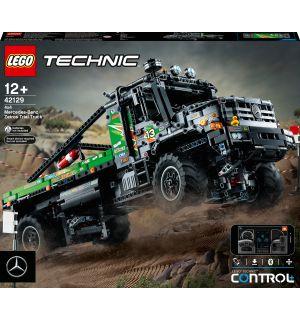 Lego Technic - Camion Fuoristrada 4x4 Mercedes-Benz Zetros