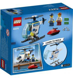 Lego City - Elicottero Della Polizia