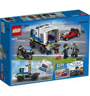 Lego City - Trasporto Dei Prigionieri Della Polizia