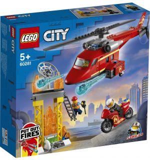 Lego City - Elicottero Antincendio