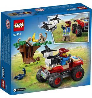 Lego City - ATV Di Soccorso Animale